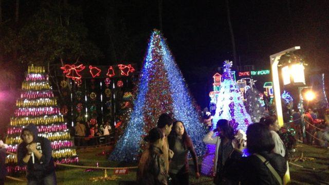 バギオ クリスマスヴィレッジ